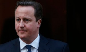 Prime Minister David Cameron is called upon to clarify his meaning of the 'Golden Thread'. Photo credit: Suzanne Plunkett/Reuters/The Guardian