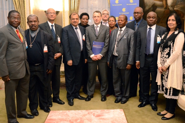 Recommendations of the Commonwealth Ministerial Working Group on the Post-2015 Development Framework for Education