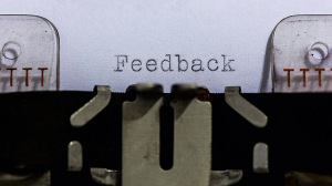 'Feedback' Photo: Dennis Skley