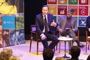 D Cameron - DFID