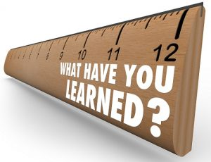 Assessment - What have you learned?