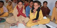 Image for Beyond Literacy and Numeracy sub-theme, boys from Sindh