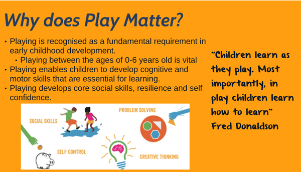 Why Does Play Matter?