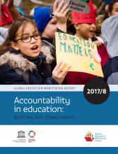 GEMR Report Launch – Accountability in Education