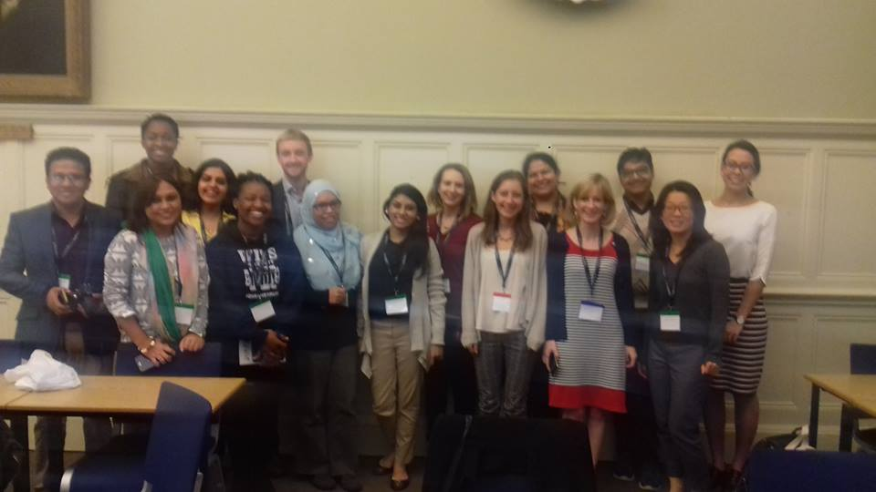Supporting each other: the early career workshop held at the 2017 UKFIET conference