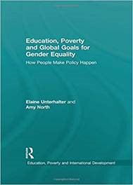 Education, Poverty and Global Goals for Gender Equality
