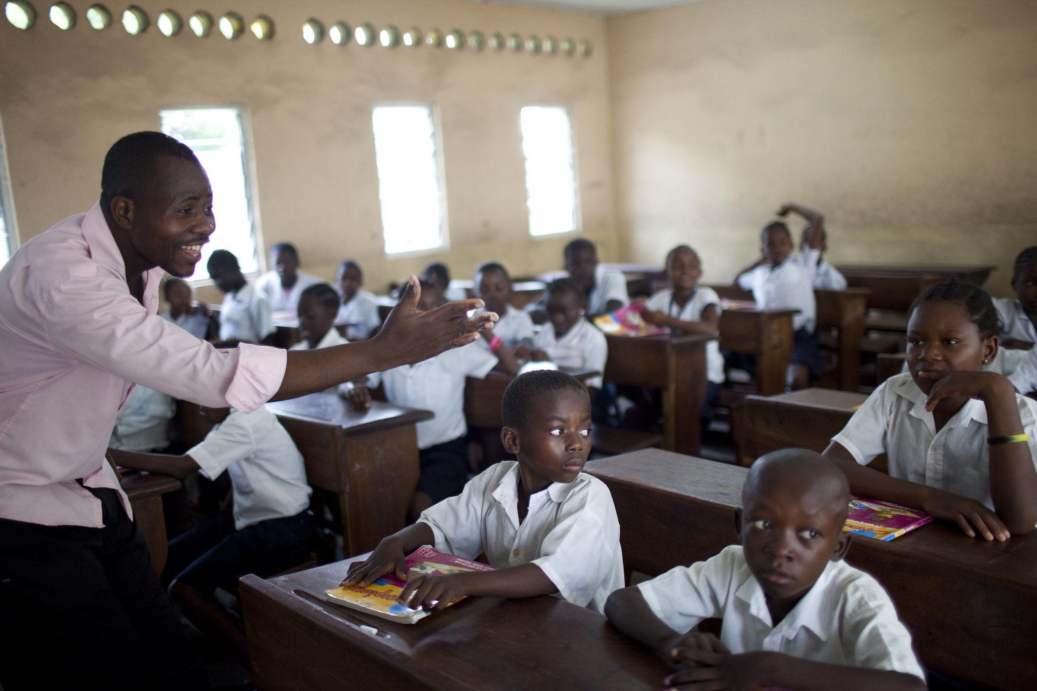 The state and internally displaced teachers in the Democratic Republic of Congo