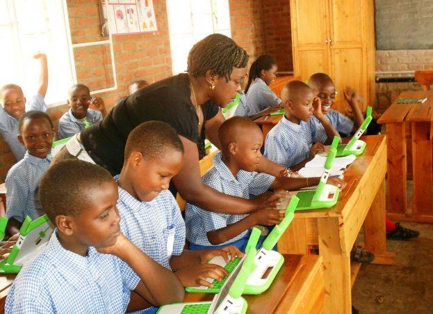 One Laptop per Child - Rwanda
