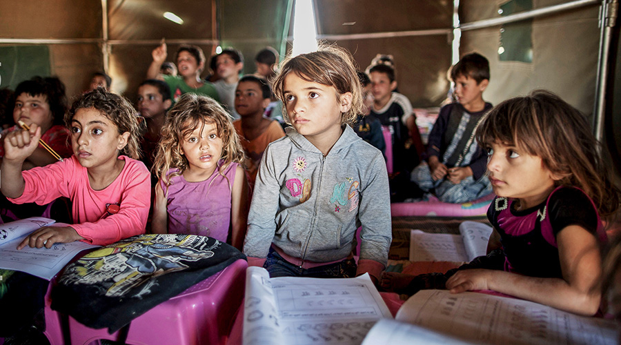 New DFID Guidance Aims to Improve Emergency Schooling for Millions of Displaced Children