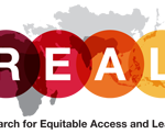 Logo for REAL - Research for Equitable Access and Learning, University of Cambridge