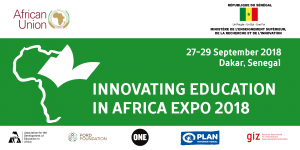 Innovating Education in Africa Expo 2018