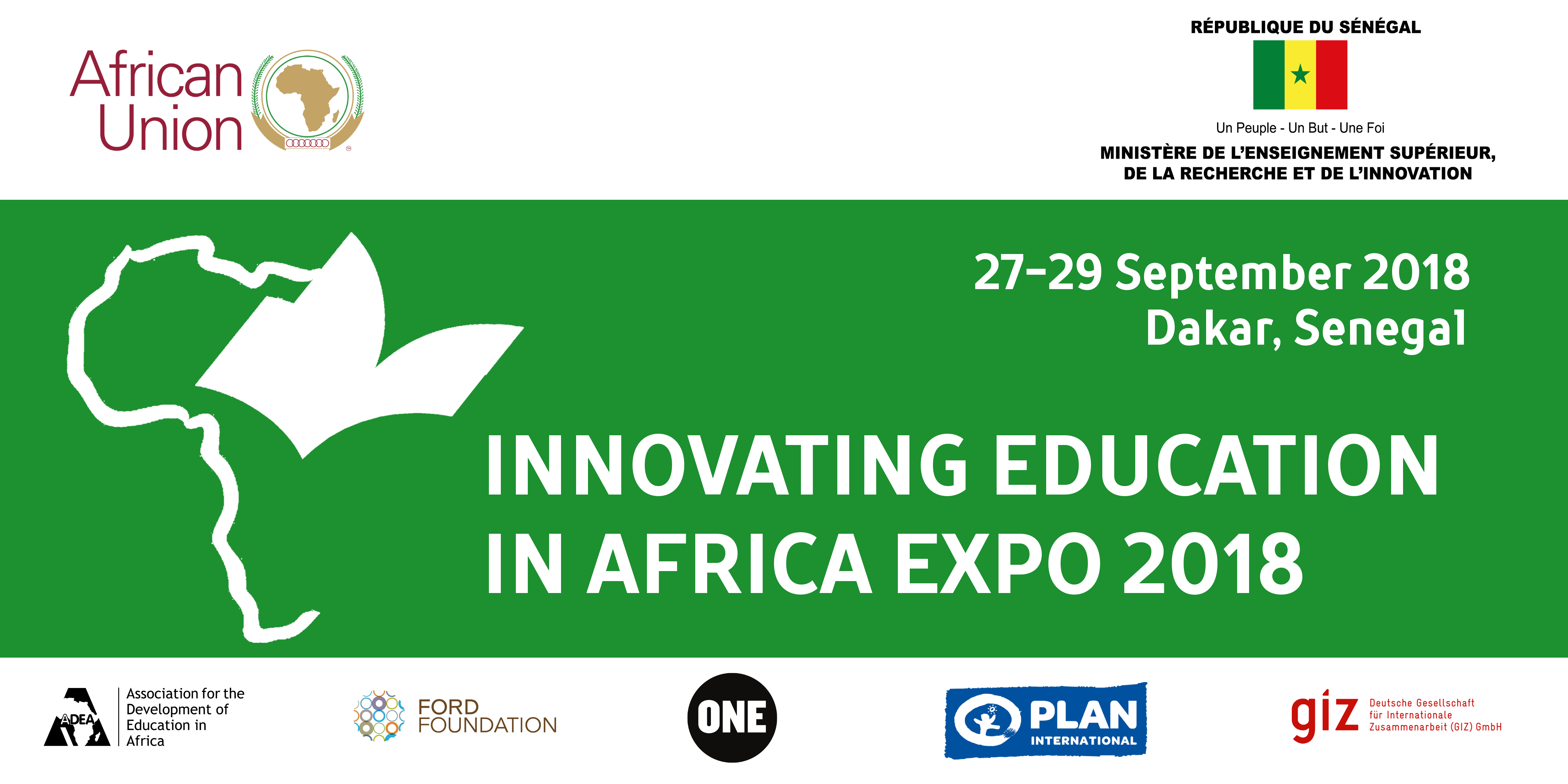 Innovating Education in Africa Expo: Call for submissions extended to 15 July