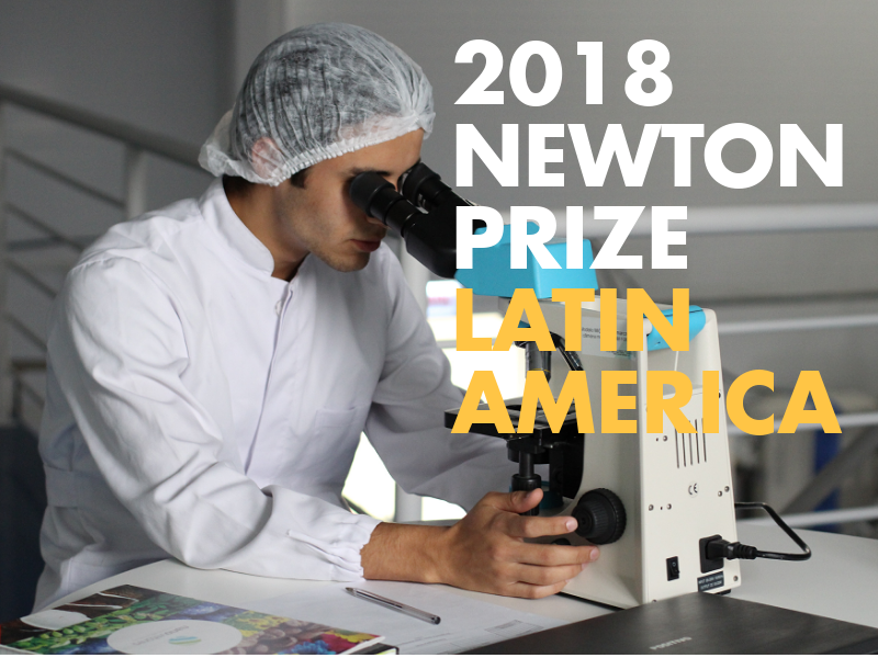 Call for expert reviewers – 2018 Newton Prize