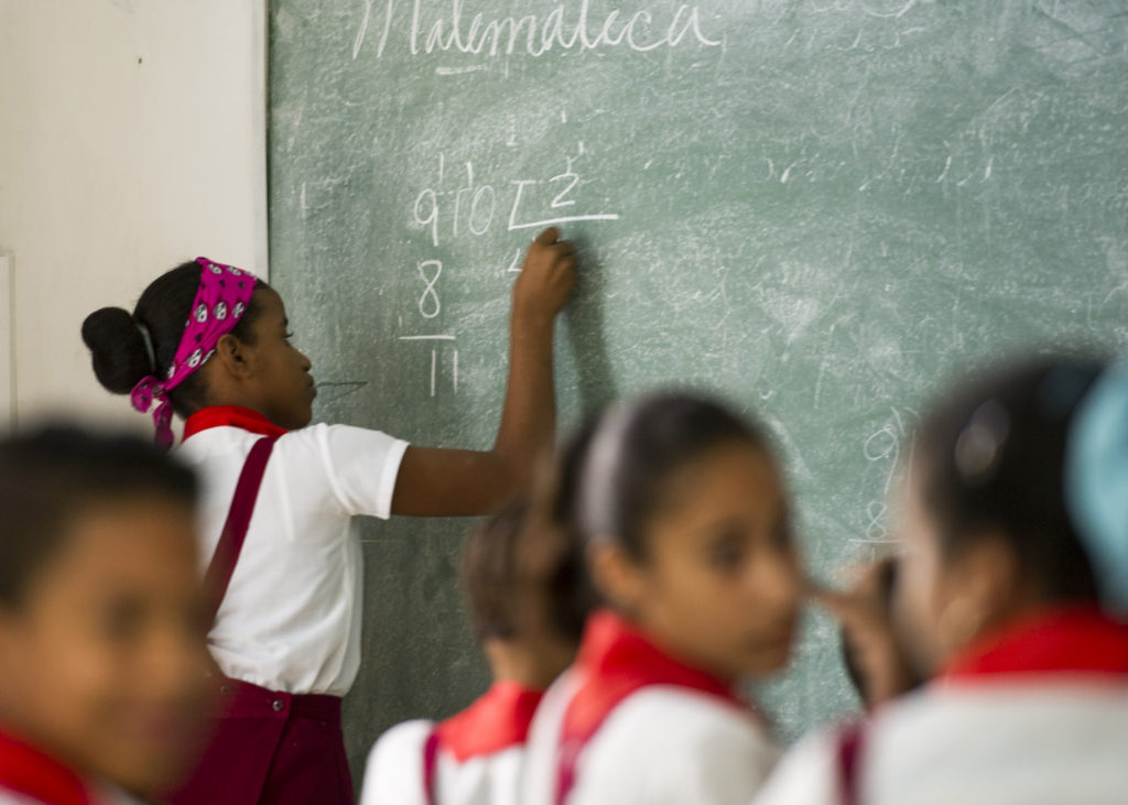 Recommendations for the UK Foreign and Commonwealth Office to help maintain momentum for girls' education