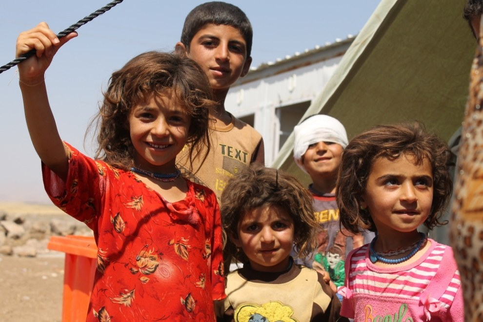 Why do internally displaced people get overlooked?