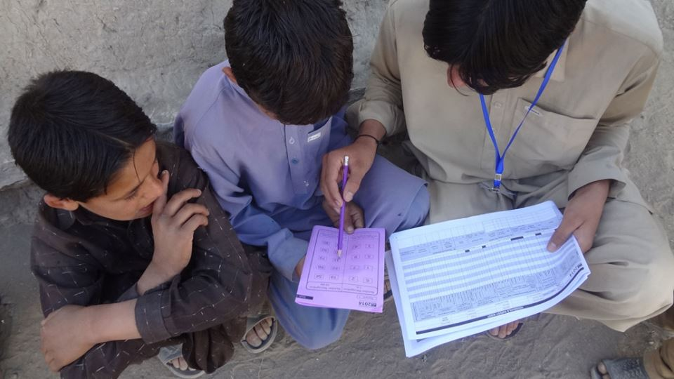 Tracking the educational progress of children with disabilities