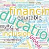 Education Financing wordcloud