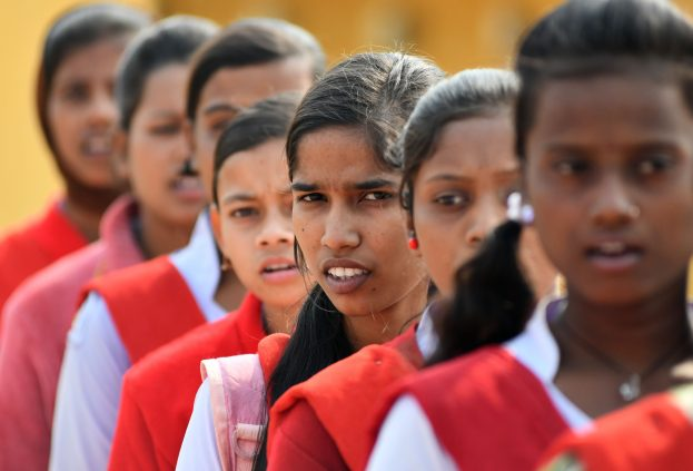 Photo credit UNICEF/ Biju Boro
