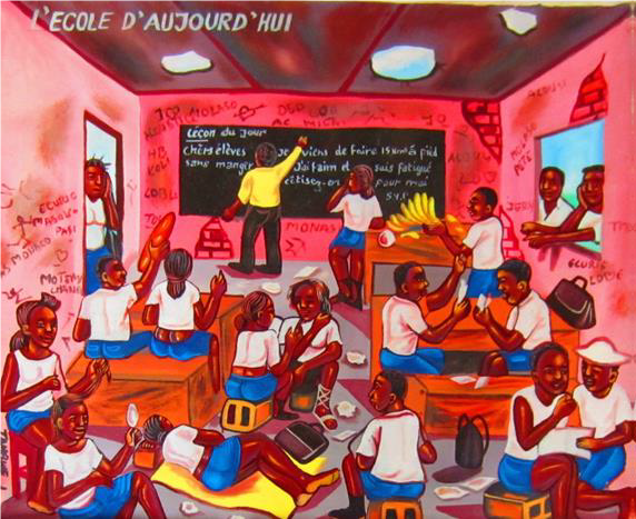 Teacher well-being in protracted crises: conceptual caveats (Lessons from the DR Congo)