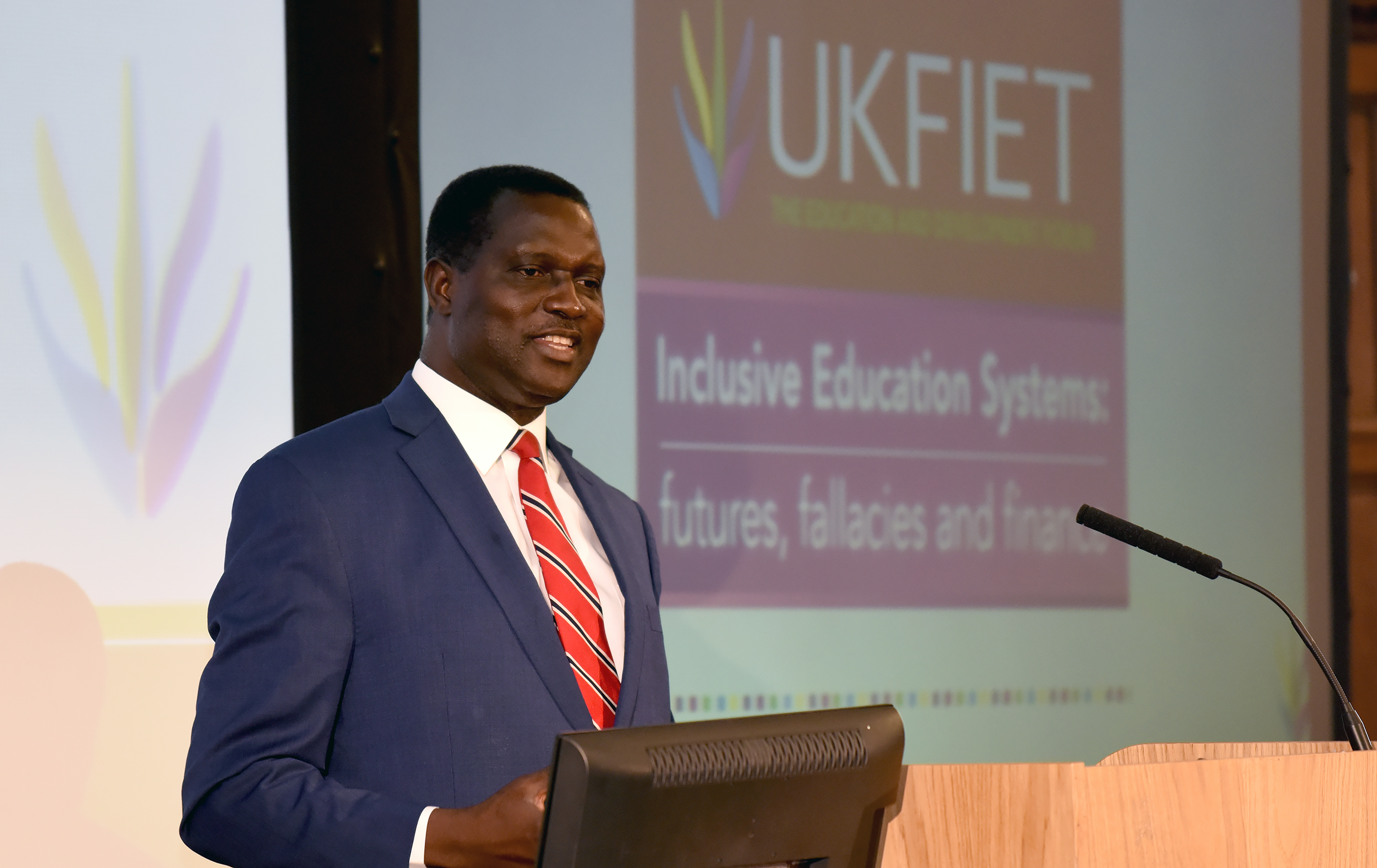Summary of UKFIET 2019 Opening Speech by Ghana's Deputy Minister for Education – Told in Tweets