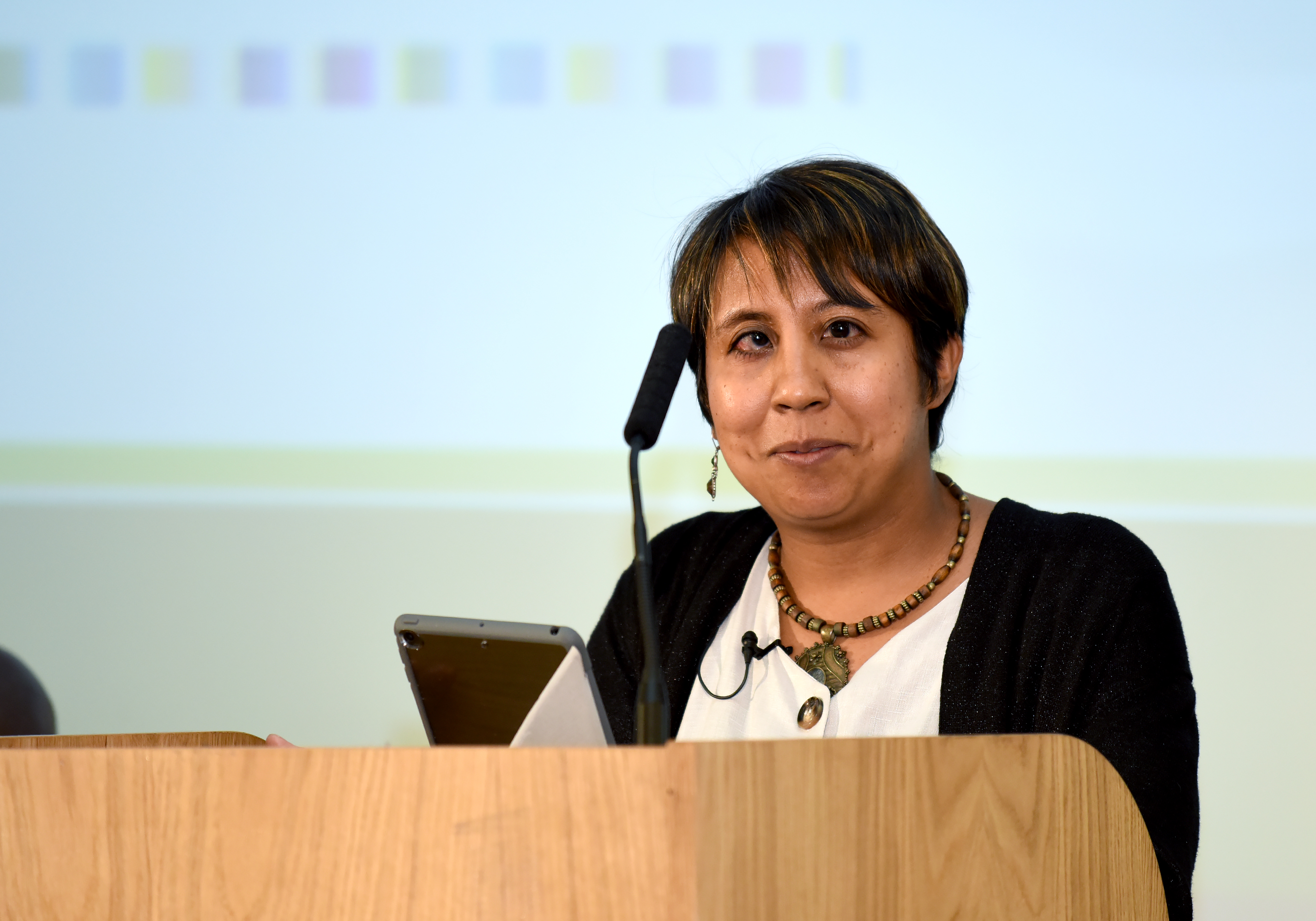 Nafisa Baboo talks about Inclusive Education 'Lost in Translation' – Summary of UKFIET 2019 Opening Plenary Told in Tweets