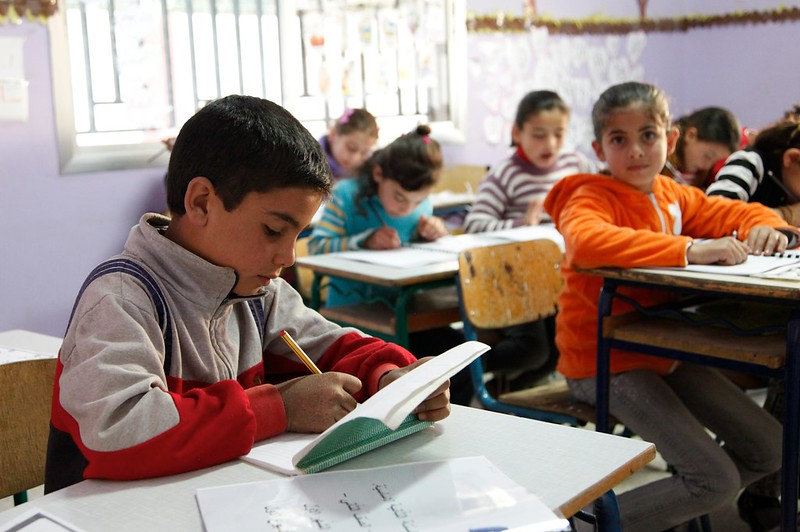 Increasing integration or furthering fragmentation? The inclusion of Syrian refugees in the Lebanese public education system