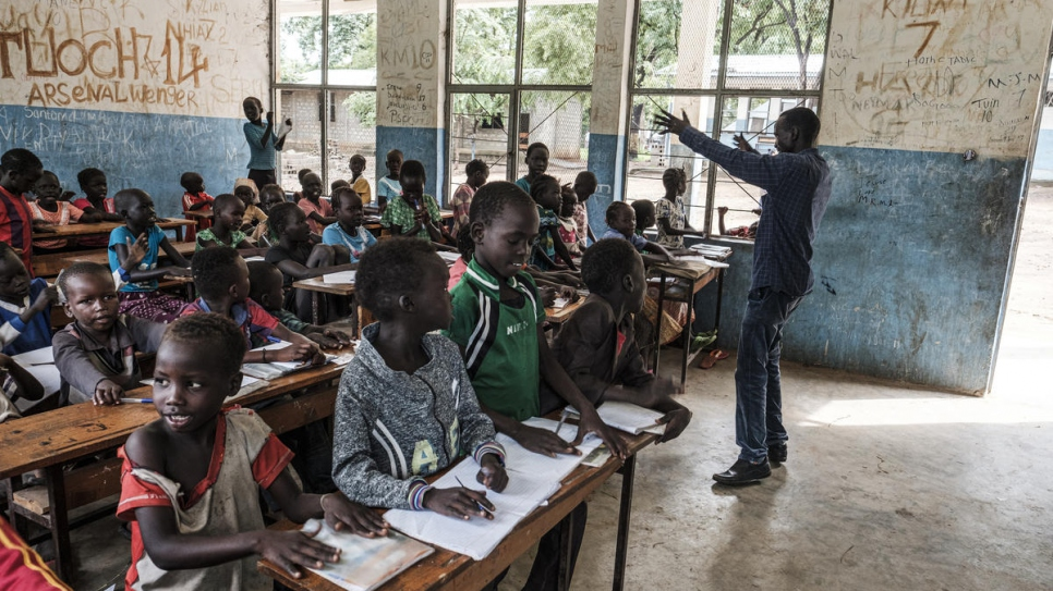 Climate migration and education: are we making our education systems future-proof?