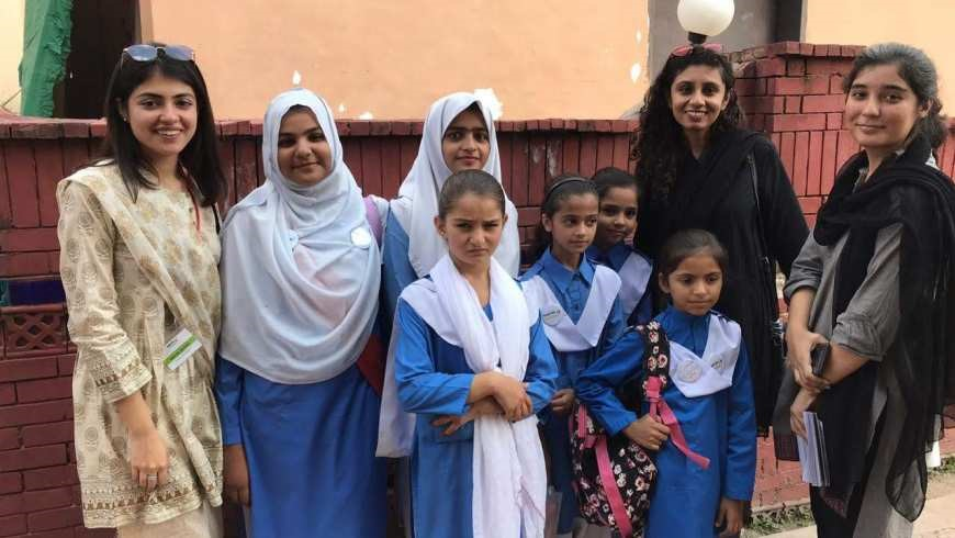 Staying Connected: Teach For Pakistan Fellows Respond to the Needs of Their Students Despite the Distance