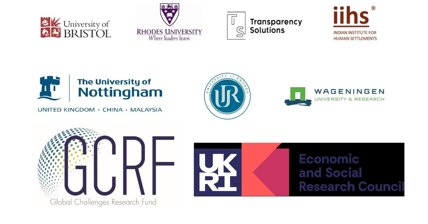 Montage of logos of organisations related to the event