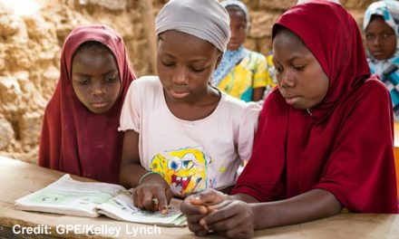 Humanitarian aid funding still failing education