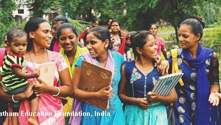 Gender disparity in education amidst COVID-19: A reflection on India's social viruses