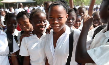 UK government's foreign aid cuts put girls' education at risk