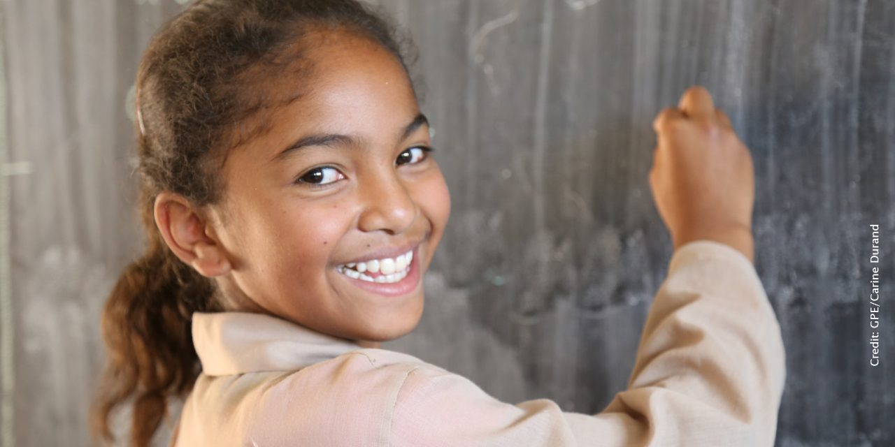 Facing the future of girls' education for the COVID-19 generation