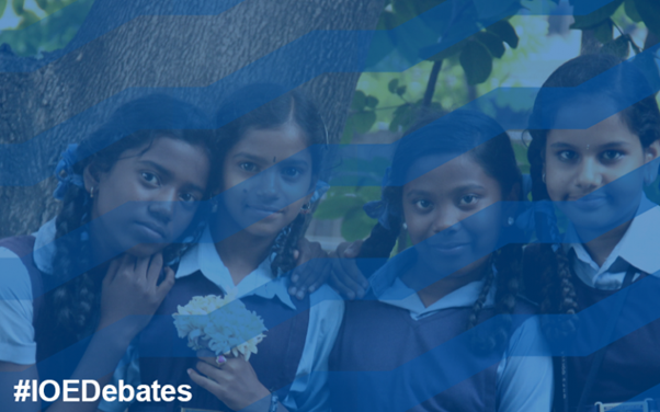 Virtual event: What if… we wanted to overcome COVID-19's impact on girls' access to education?