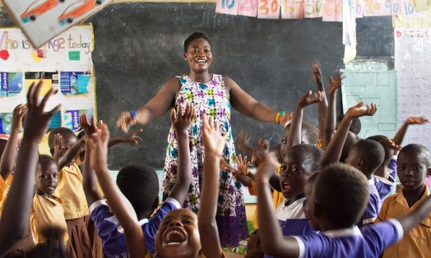 Supporting Early Childhood in Ghana during the pandemic