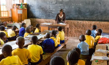 As it Assumes Leadership of the Global Education Agenda, the UK Slashes Its Own Aid to Education