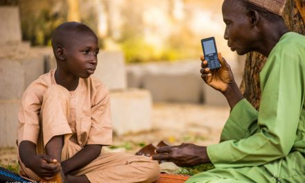 Low-tech home-based learning support for children in Kano State, Nigeria