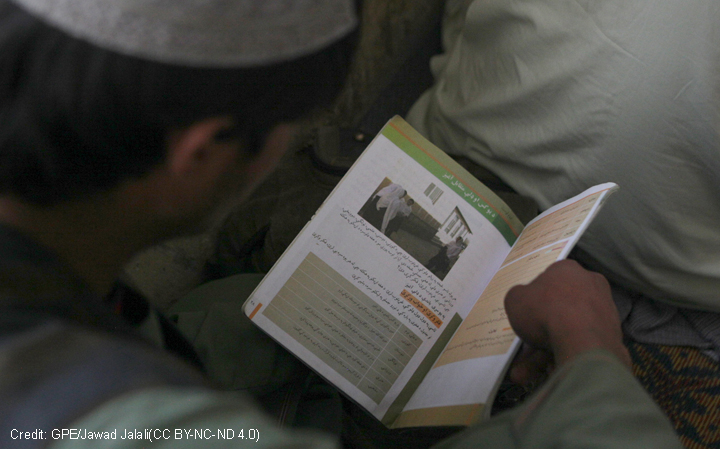 Building Back Better: Analysis of the paper-based self-learning modules developed in Afghanistan as part of COVID-19 response