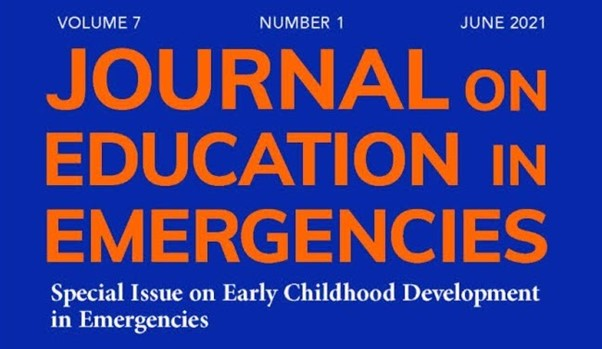 Launch of JEiE Special Issue on Early Childhood Development in Emergencies