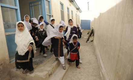 Mind the gap in refugee education: where are all the girls?