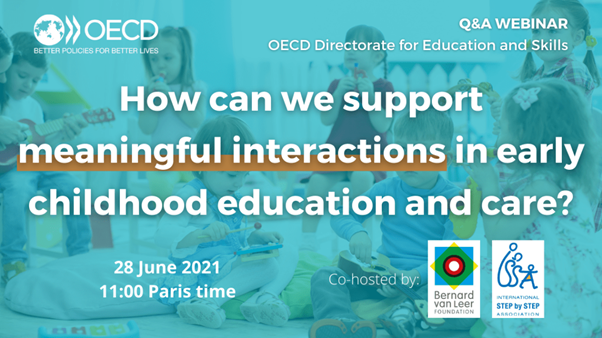 How can we support meaningful interactions in early childhood education and care?