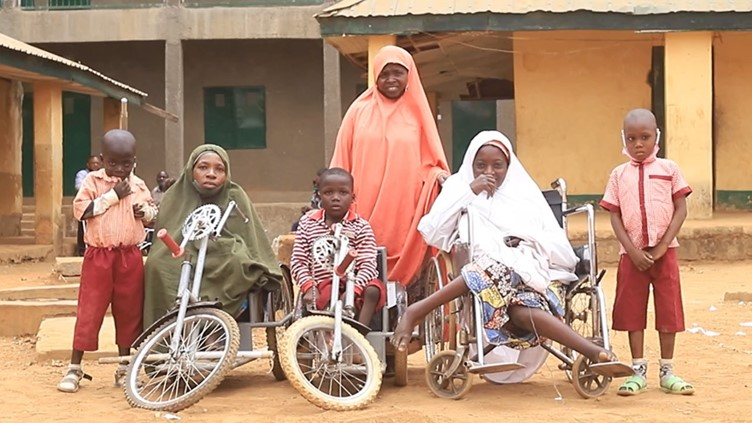 SMILE: designing a participatory project to promote inclusive education in Nigeria