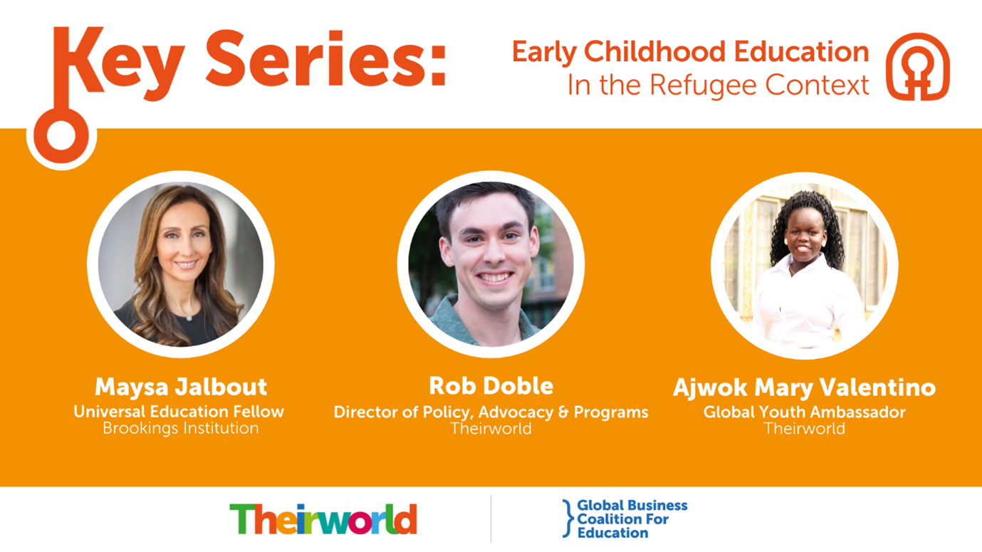 Early Childhood Education in the Refugee Context