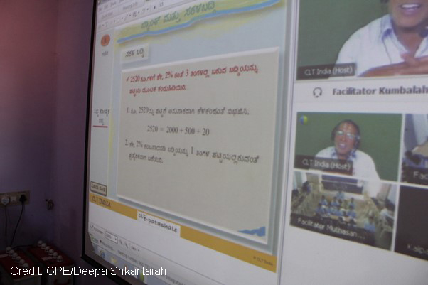 Examining the Reality of Online Education in India
