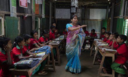 Fund Girls' Education. Don't Greenwash It.