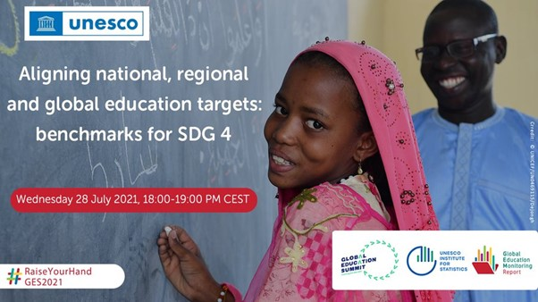 Aligning national, regional and global education targets: benchmarks for SDG 4