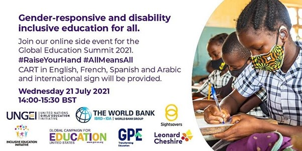Gender-Responsive and Disability Inclusive Education for All