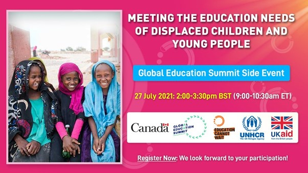 Meeting the Education Needs of Displaced Children and Young People