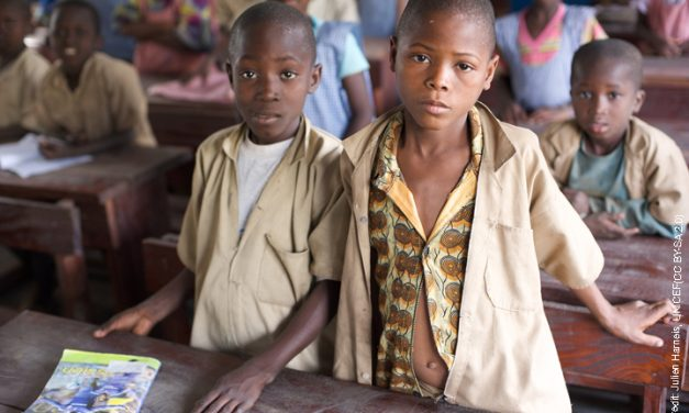 Sightsavers Pushes for Inclusive Education in Mali