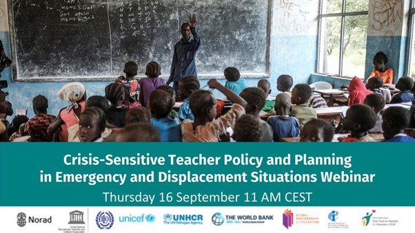 Crisis-Sensitive Teacher Policy and Planning in Emergency and Displacement Situations